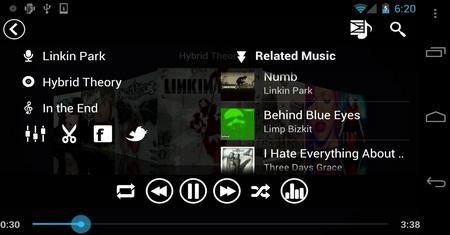 pemutar musik