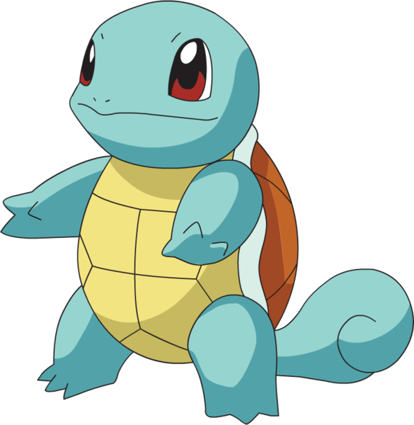 Pokémon Tipo Água em Pokémon GO