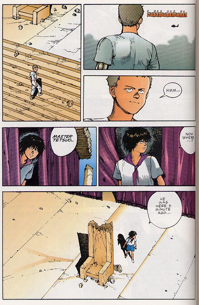 Read online Akira comic -  Issue #26 - 53