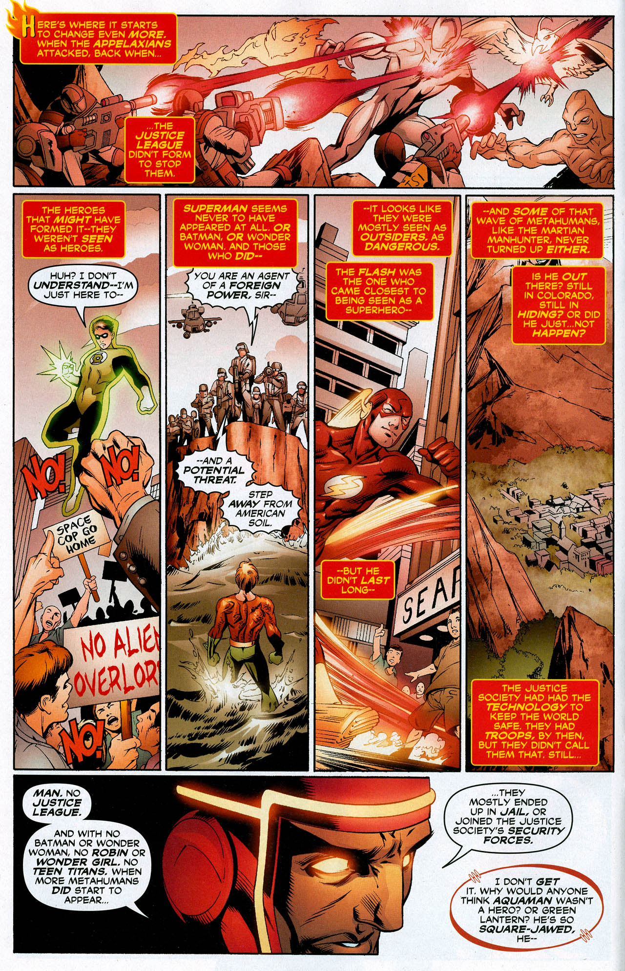 Read online Trinity (2008) comic -  Issue #20 - 10