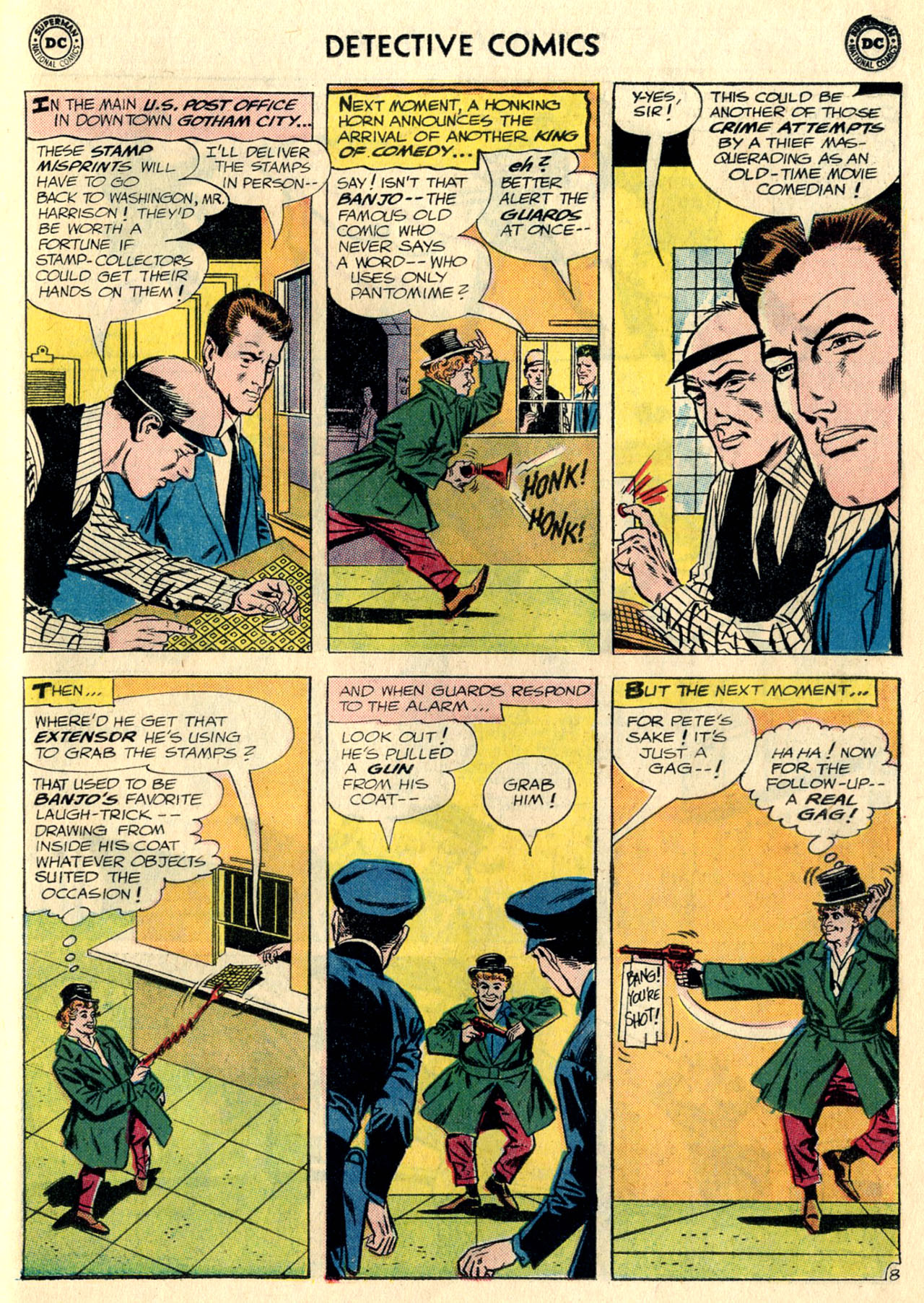 Detective Comics (1937) 341 Page 10