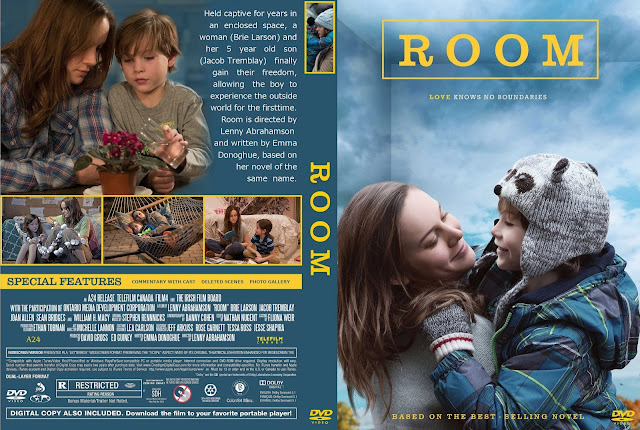 Room DVD Cover