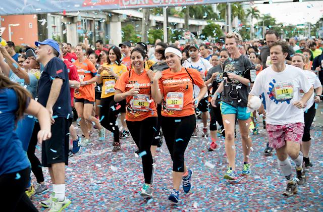 Calendário das corridas de Miami em 2016