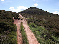 Eildon Hill Melrose Scottish Borders, Eildon Hills Melrose, Northumbrian Images Blogspot