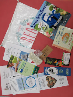 contents of baby bags--contents listed in article