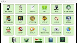 Bet9ja old mobile