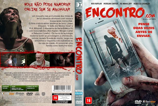 Capa DVD Encontro.Com [Custom]