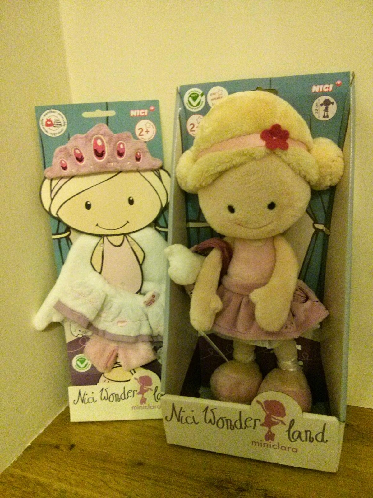 NICI mini clara Wonderland