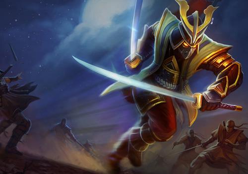 Hướng dẫn cách chơi Shen trong Liên minh huyền thoại
