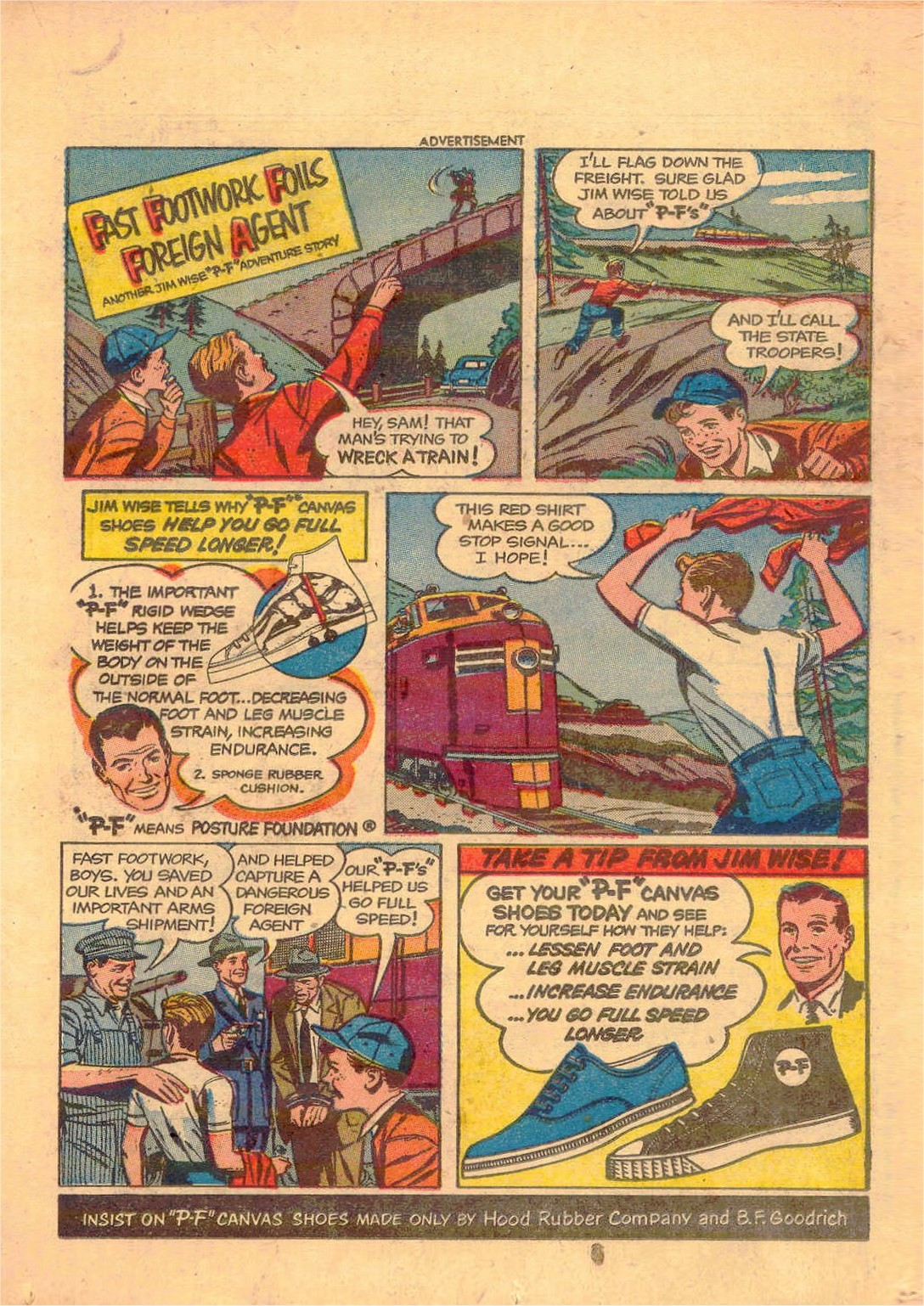 Read online Action Comics (1938) comic -  Issue #181 - 22