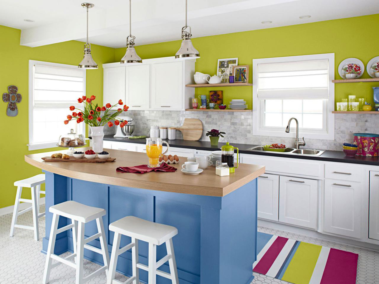 Yang Terpenting Dalam Merekabentuk Atau Mendekor Dapur Kecil Adalah Pemilihan Barang Tepat Tersebut Mulai Dari Perabot