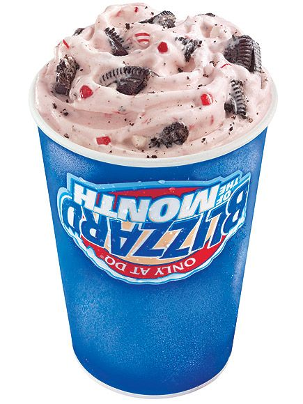 Dairy Queen Fall Blizzard Flavors Released