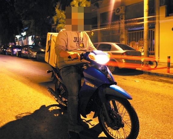 «Εργάζομαι για € 3,00 την ώρα, με τις βενζίνες δικές μου….» - Η συγκλονιστική εξομολόγηση ενός ντιλιβερά που σοκάρει!