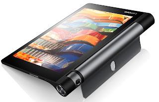 Lenovo Yoga Tab 3 8.0, Desain Menarik dan Kamera Putar
