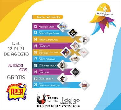 Expo feria ixmiquilpan 2016