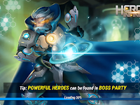 Heroes Infinity Apk Mod Unlimited Coins Gems V1.6.6 free