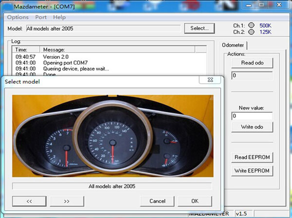 odometer correction software free download - PngLine