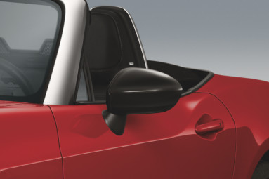 Fiat 124 Spider Mopar Mirror Covers