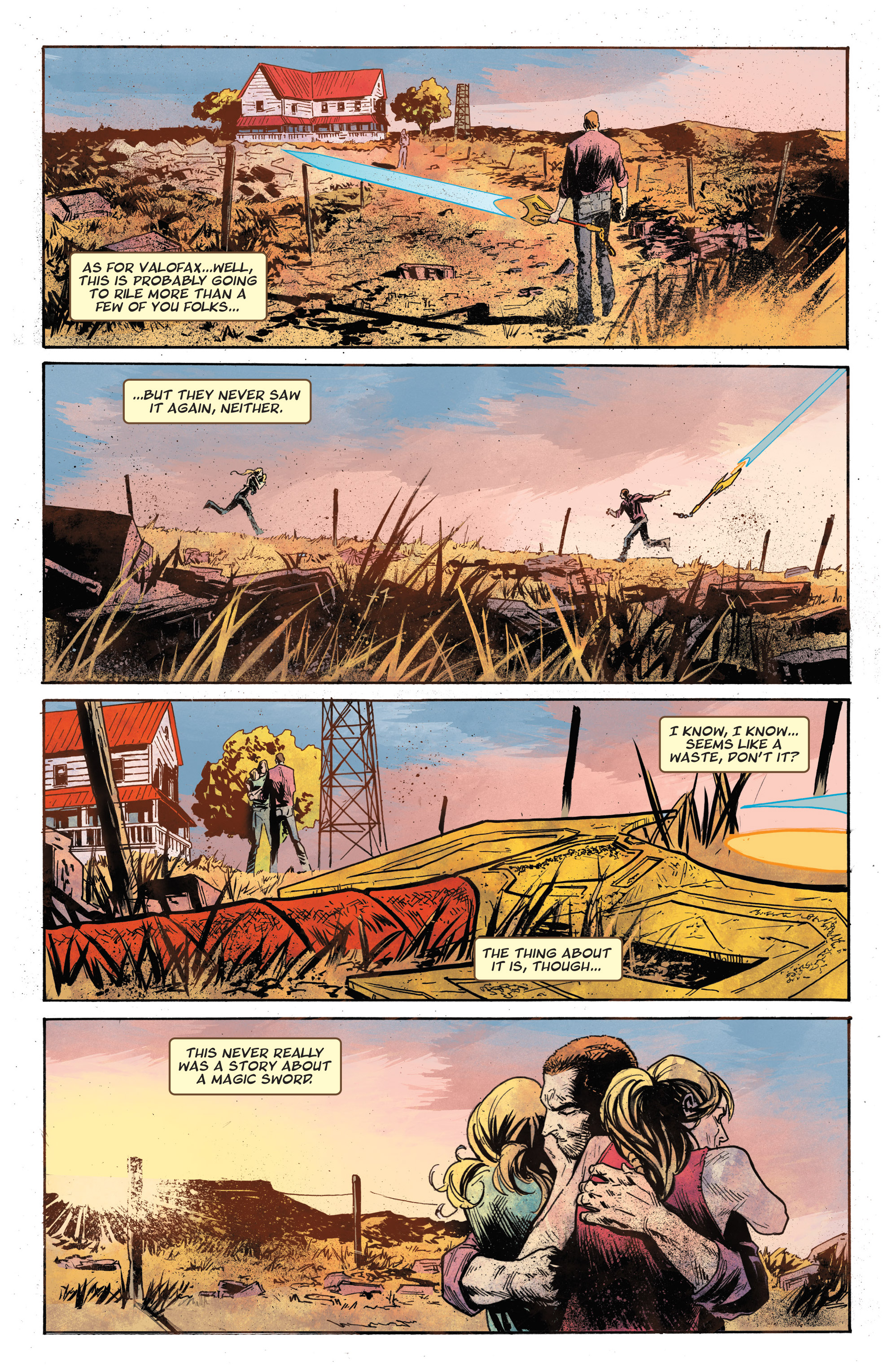 Read online God Country comic -  Issue #6 - 26