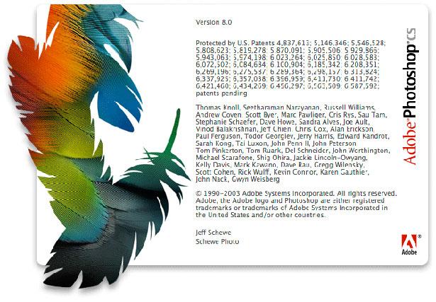 Lịch sử của Adobe Photoshop
