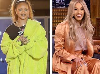 Adele,Cyndi Lauper, Talk About Rihanna, Cardi B, Kesha,On 2018 TIME