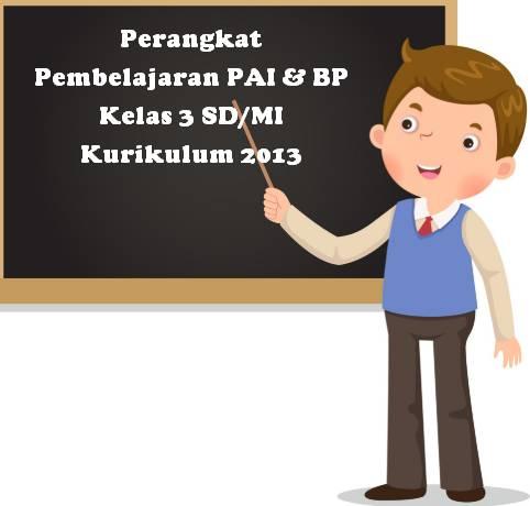 Perangkat Pembelajaran PAI & BP Kelas 2 SD/MI Kurikulum 2013