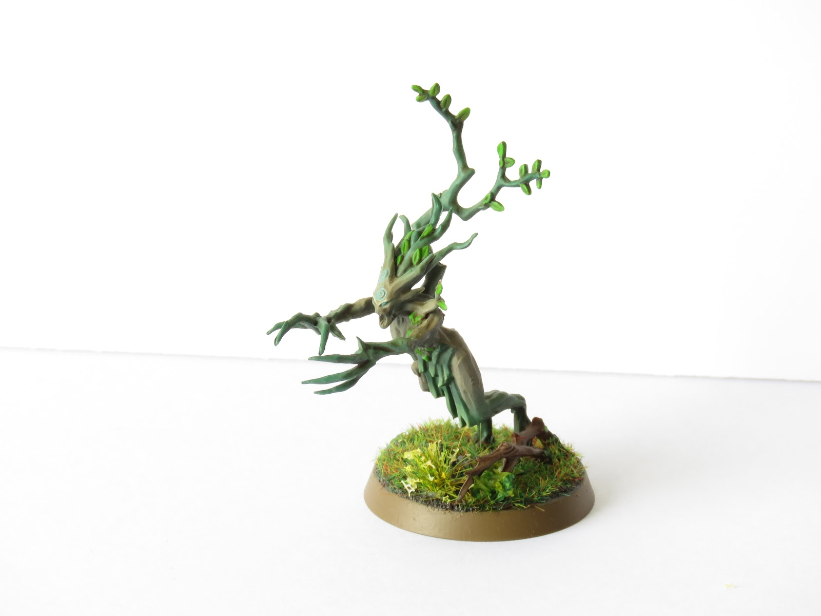Banjo Unchained: Sylvaneth Dryads
