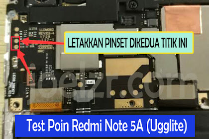 Cara UBL Redmi Note 5A (Ugglite) Dengan Menggunakan Mi Flashtool