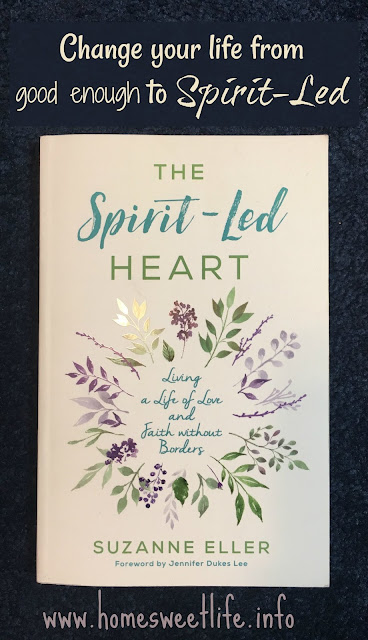 Bethany House book review, Holy Spirit, heart help