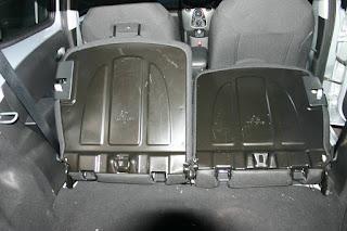 split rear seats