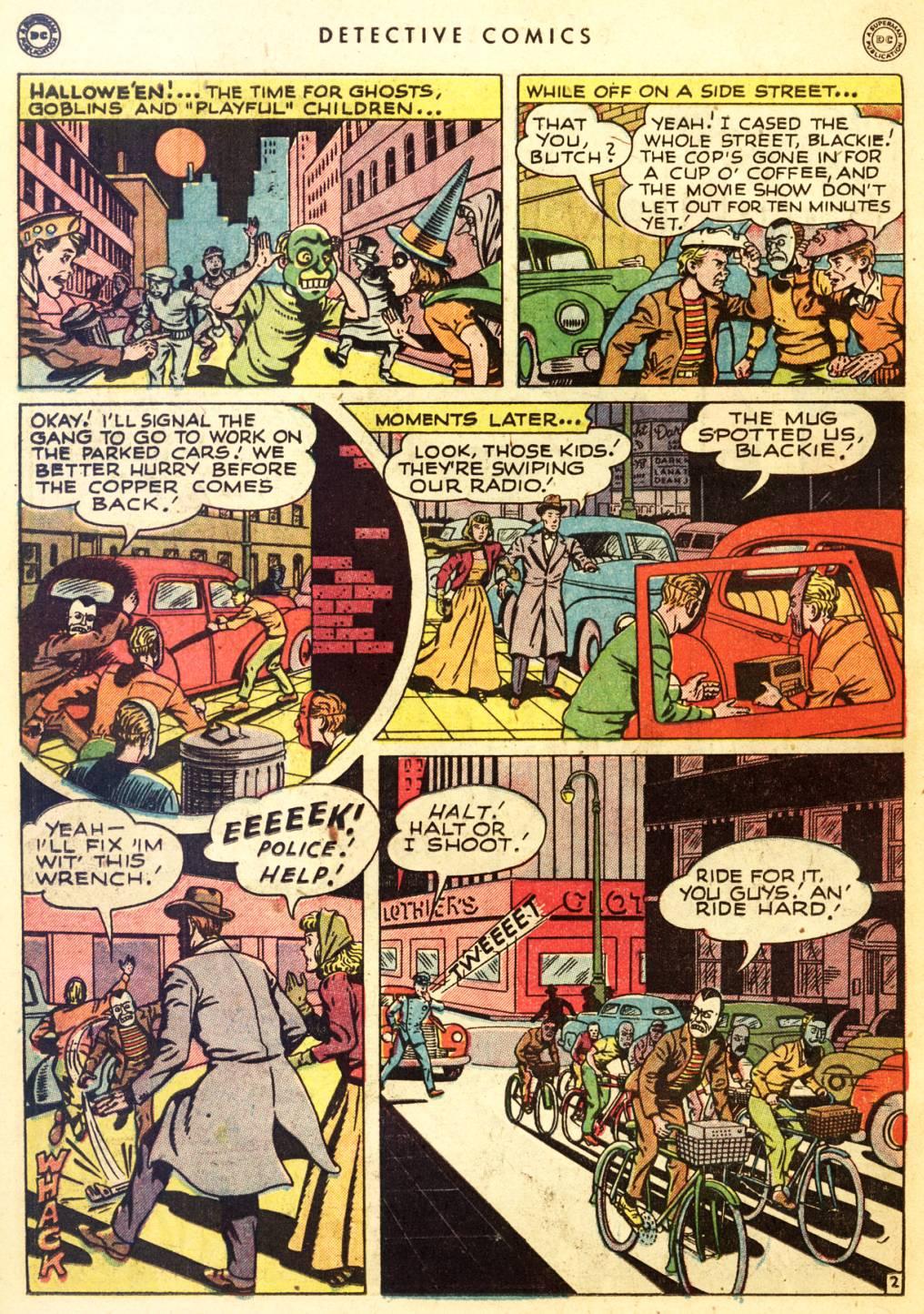 Read online Detective Comics (1937) comic -  Issue #131 - 38