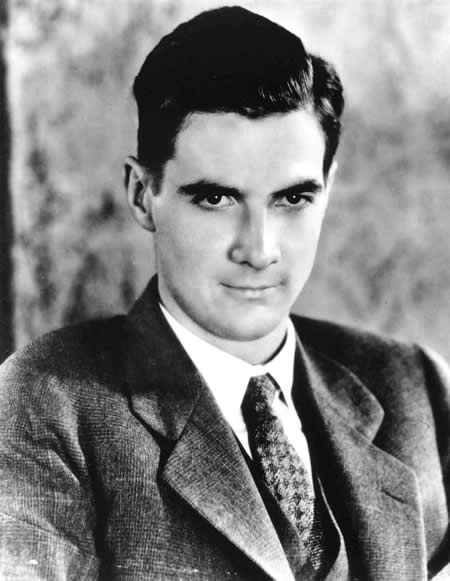 was a dashing too handsome immature billionaire Howard Hughes