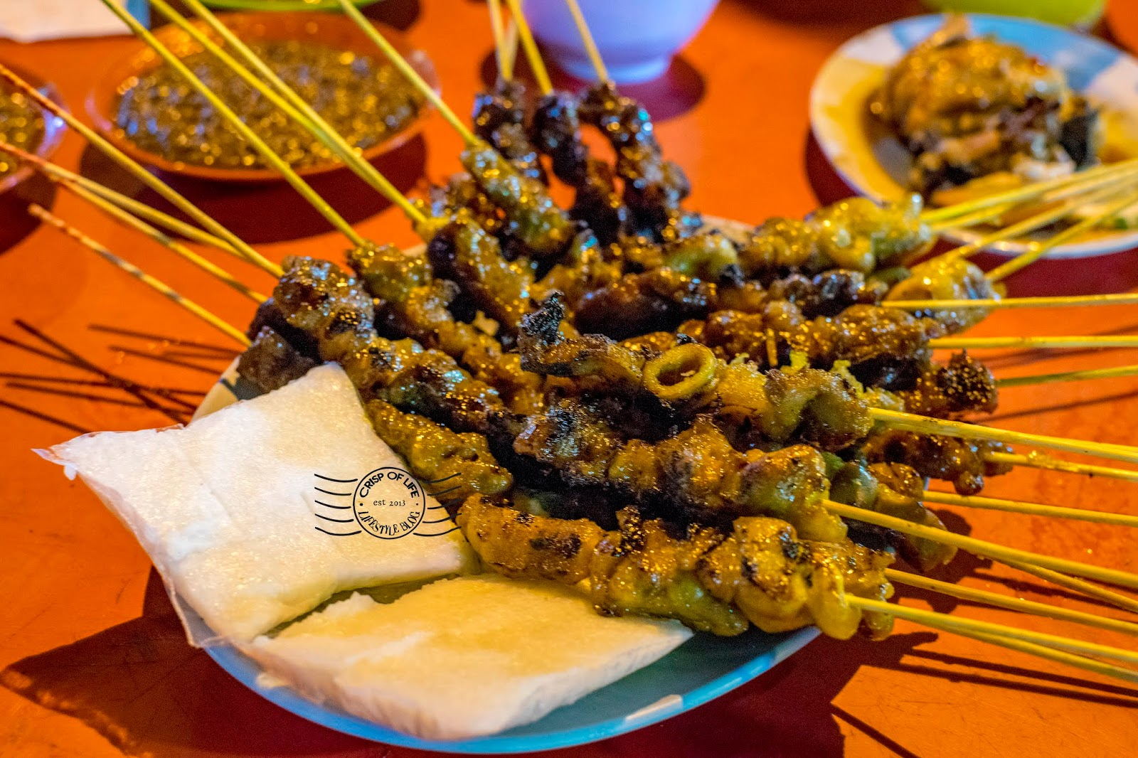 Satay Setia House with 9 different satay @ Alor Setar, Kedah