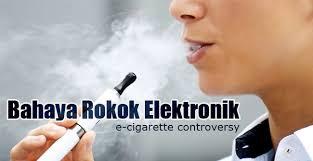 Rokok Elektronik (Elecronic Nicotine Delivery Systems atau e-Cigarette) adalah sebuah inovasi dari bentuk rokok konvensional menjadi rokok modern