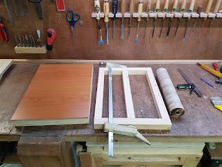 Tabla karkas yapımı