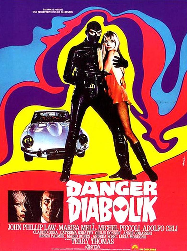 Gefahr Diabolik Film