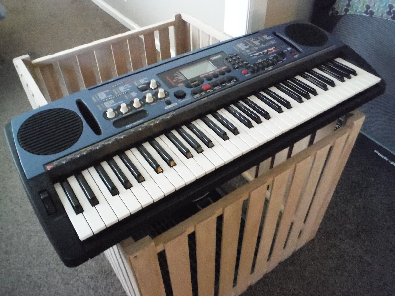 Yamaha Djx  Keyboard Manual