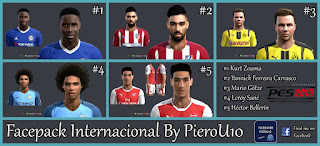 PES 2013 Facepack Internacional v3 By PieroU10