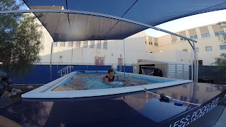 Ergo by PaddleAir in the CSUSM Flume