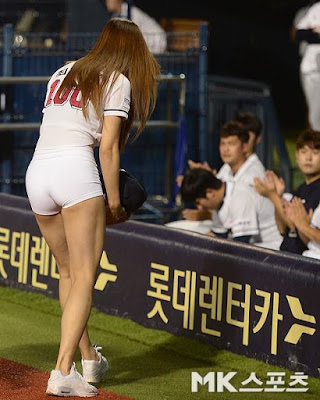 Foto Choi Seol Hwa Playing Baseball [66 Pics + Video]