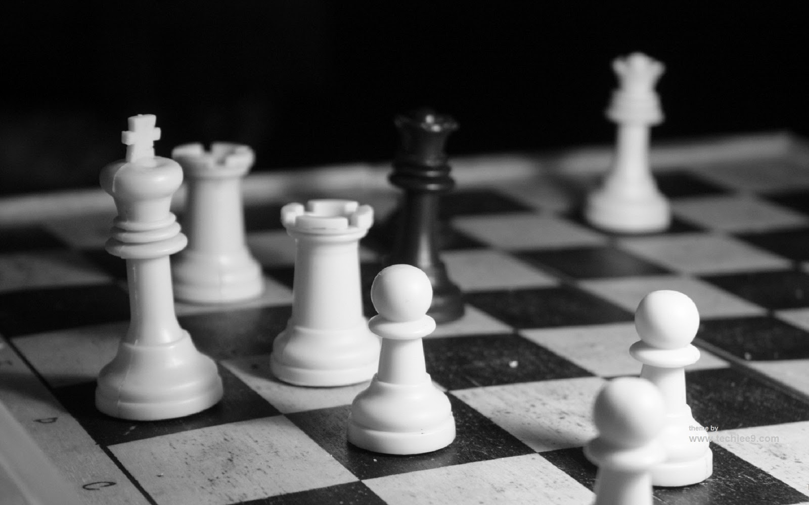 Chess Board full hd 1920x1080 widescreen wallpaper - hd wallpapers