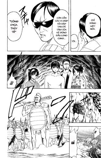 Gintama Chap 176 page 12 - Truyentranhaz.net