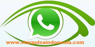 transaksi via whatsapp star pulsa