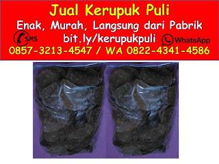 0857-3213-4547 Kerupuk Puli Tempe Cap Tiga dara Putri