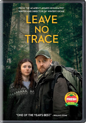 Leave No Trace 2018 Dvd