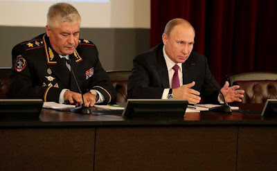 President Putin, Vladimir Kolokoltcev.