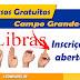 Curso gratuito de Libras em Campo Grande