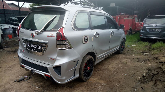 Modifikasi New Avanza Xenia