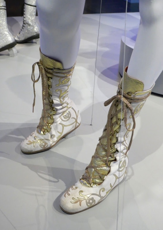 GLOW season 1 Liberty Belle wrestling boots