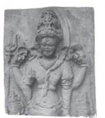 Patung Siwa yang ditemukan di Jawa Barat